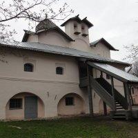 Церковь Святых Жён-Миронисиц, 1508-1510 г.г. :: Елена Павлова (Смолова)