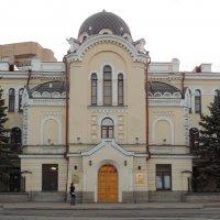 Церковь Воскресения Словущего в Тарасовской богадельне. :: Александр Качалин