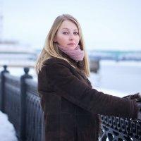 Портрет на набережной :: Алексей Фетисов