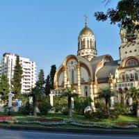 Храм Святого Равноапостольного Великого князя Владимира. :: СветЛана D