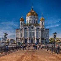 Поздравляю всех с праздником Пасхи!!! :: Михаил Волков