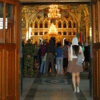 В храме :: nika555nika Ирина