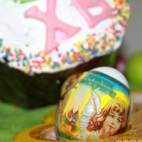Христос Воскресе! :: Таня Фиалка