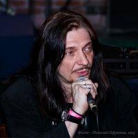 Дмитрий Четвергов, гитарист, автор песен, музыкальный продюссер :: Николай Ефремов