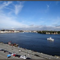 Набережная в Стокгольме :: Вера