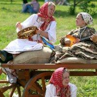 три грации три русских девицы :: Олег Лукьянов