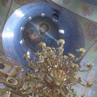 Люстра в храме :: Владимир Ростовский