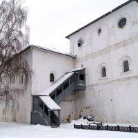 Церковь Воскресения Христова (крестовая) :: Tata Wolf