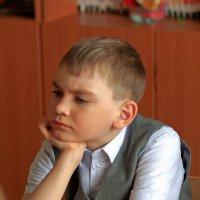 """И малышня становится серьёзной на """"Уроке мужества""""... :: Владимир Хиль"""