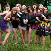 Летняя свадьба в Полазне :: Виталий Гребенников