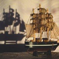Кораблик :: Оксана Маслова