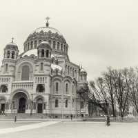 Морской собор в г. Кронштадт :: Сергей Вахов