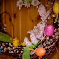 Пасхальный кролик :: Андрей Печерский