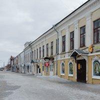 Вятская улочка :: Валентин Котляров