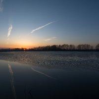про весенний закат :: Алексей -