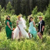 Пермские красивые невесты :: Виталий Гребенников