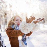 мороз и солнце... :: Олеся Товаренко