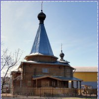 Храм во имя преподобного Антония Сийского :: Вера