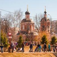 Светлый праздник Пасхи. :: Наталья Smirnova