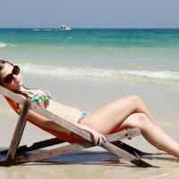 Под жарким солнцем :: Андрей Щукин