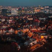 Ночной город :: Максим Шинкаренко