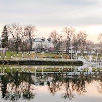 Старый Парк :: Михаил Фенелонов