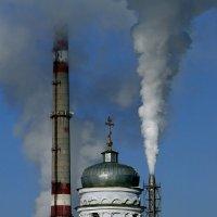 Дыхание российской металлургии :: Валерий Чепкасов