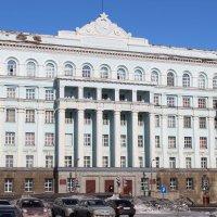 Норильск, апрель 2015 года. :: victor maltsev