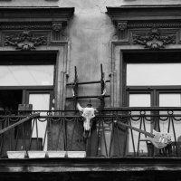 Балкон 2 :: Виктор Никитенко