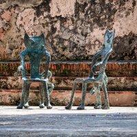 Чертовы стулья :: Лёша