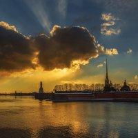 В ожидании красивого заката :: Владимир Колесников