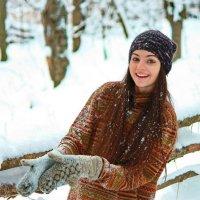 Игра в снежки :: Юлия Гетманская