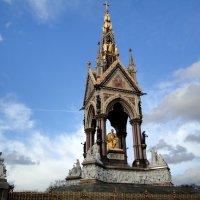 Статуя Альберта Лондон :: Александр Облещенко