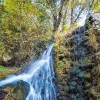 Водопад в окрестностях Гудауты. Абхазия :: Лев Квитченко