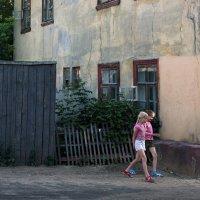 старая улица :: korgen