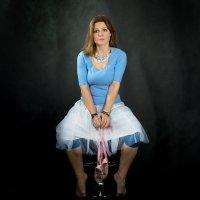 Балерина :: Elena Kuznetsova