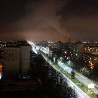 Владикавказ, бам ночью :: Edward Kod