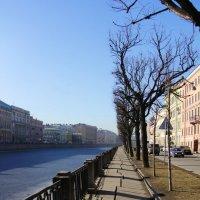 Набережная р. Фонтанки :: Helga Shiryaeva
