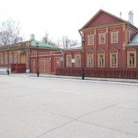 Дом-музей академика И.П.Павлова и ближайшие окрестности :: Александр Буянов