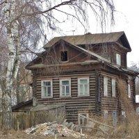 Старые дворы 15, (домик домовенка Кузи ) :: Святец Вячеслав