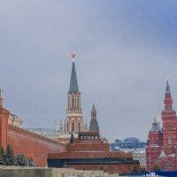 Мавзолей :: Алексей Шеметьев