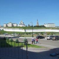 Казанский Кремль. :: Владимир Ростовский