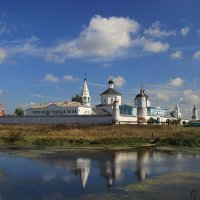 Рождество-Богородицкий Бобренев мужской монастырь :: Елена Олейникова