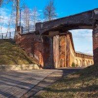 Старинный мост. :: Олег Козлов