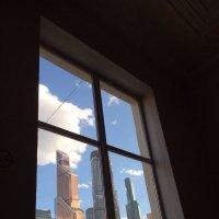 Где то там за окном.. :: Антон Кубман