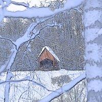 Зимняя сказка :: Борис Гуревич