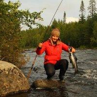 Рыбалка в Карелии :: Weskym Markova