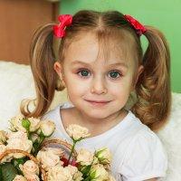 Поля :: Евгения Cмирнова
