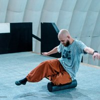 Трюки на балансборде :: Nina Zhafirova