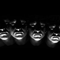 Психоделический автопортрет :: алексей соловьев